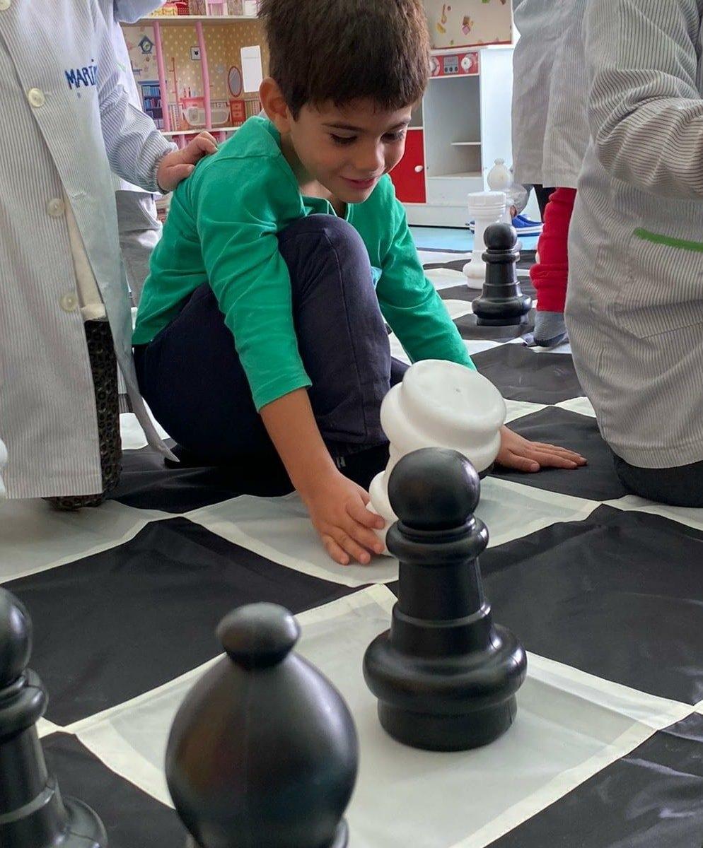 Jugant a escacs